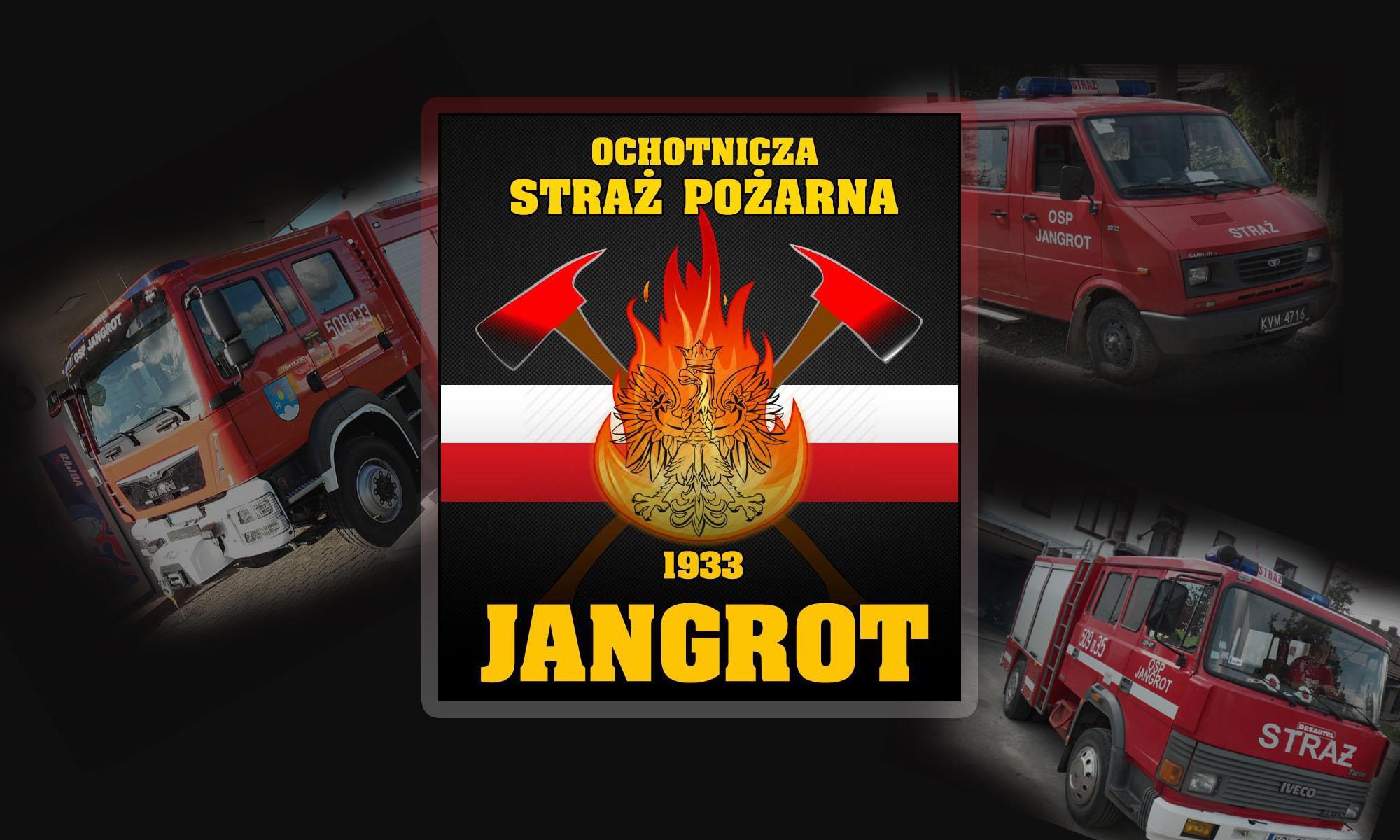 OSP Jangrot - Oficjalna Strona